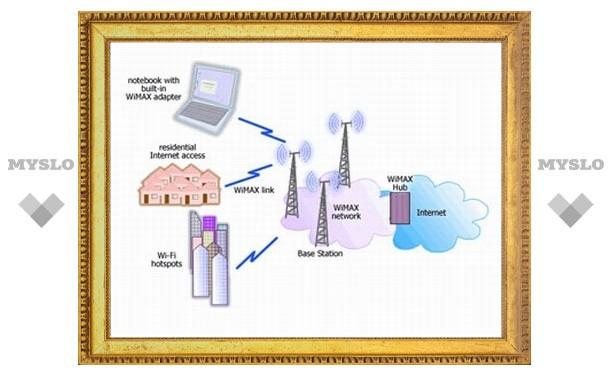 Минкомсвязи предложит развернуть в России сети WiMAX