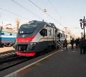 По маршруту Москва-Тула-Москва пустили новые скорые электропоезда