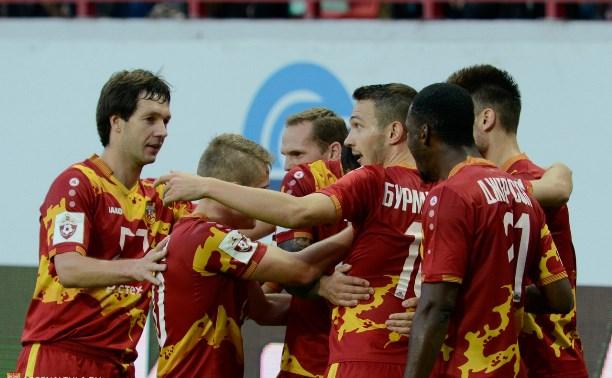 «Арсенал» и «Локомотив» сыграли вничью: 1:1