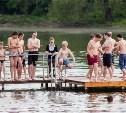 Вода в среднем пруду Центрального парка не соответствует гигиеническим нормативам