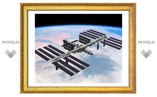 Российскую часть МКС защитят от метеоритов