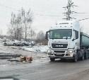 В апреле ограничат въезд грузовиков в город