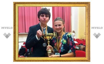 Ученики гимназии №11 - молодые интеллектуалы России!