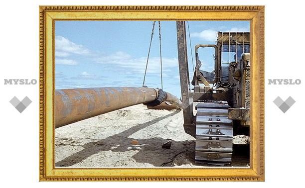 Замдиректора управления мелиорации Тульской области продал на металлолом два километра трубопровода