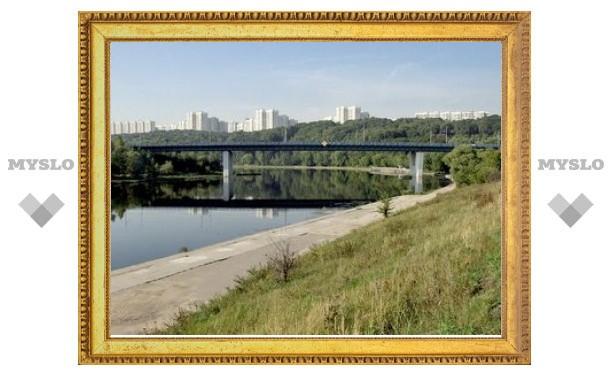 В Москве-реке дайвер нашел автомат
