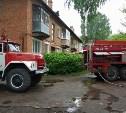 Во время пожара в Киреевске погиб пенсионер