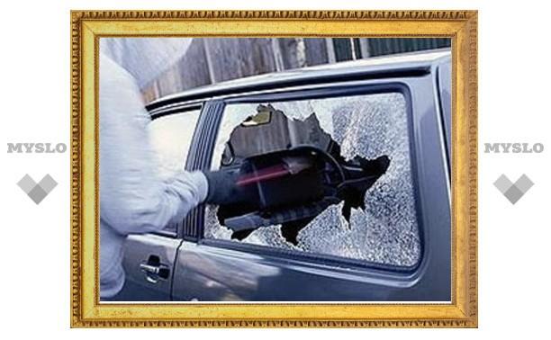 В Туле поймали автовора