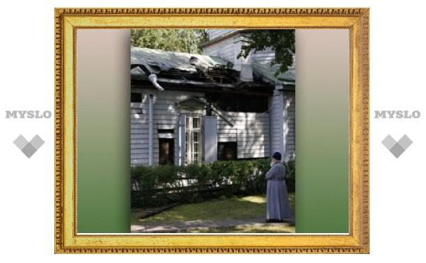 Мэрия Таллина поможет восстановить пострадавший от пожара храм.