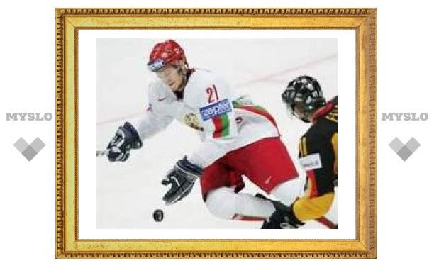 Белоруссия проиграла заключительный матч на ЧМ-2007