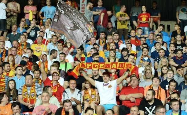 Продажа билетов на матч «Арсенал» - «Терек» начнется 19 сентября