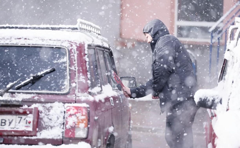 Погода в Туле 7 марта: метели и порывистый ветер