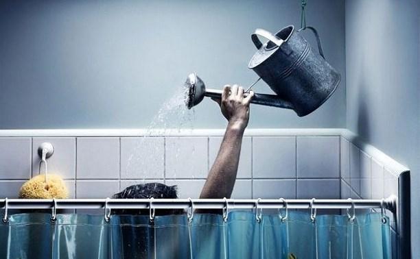 Где 13 октября в Туле не будет воды