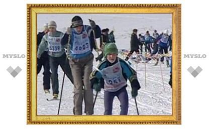 Юных туляков ждут на «мужской» лыжне