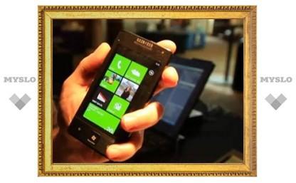 Сотрудник Microsoft показал прототип смартфона на базе Windows Phone 7