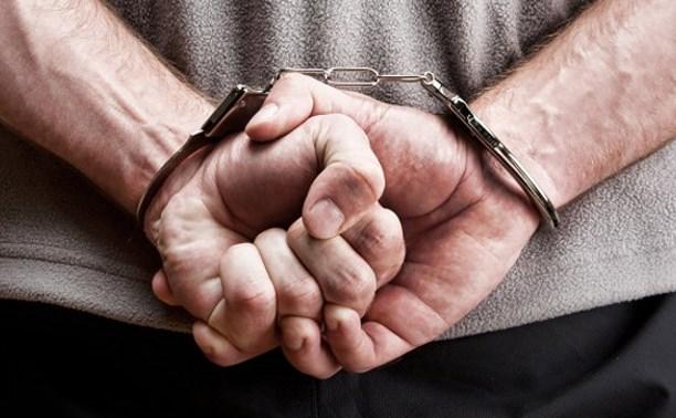 Ранивший полицейского мужчина заключён под стражу