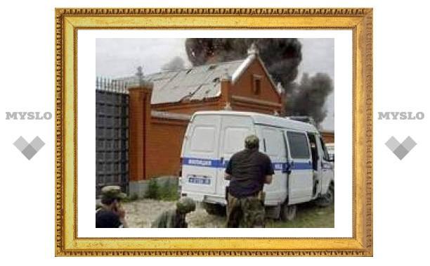 В ингушских городах Карабулак и Малгобек произошли взрывы