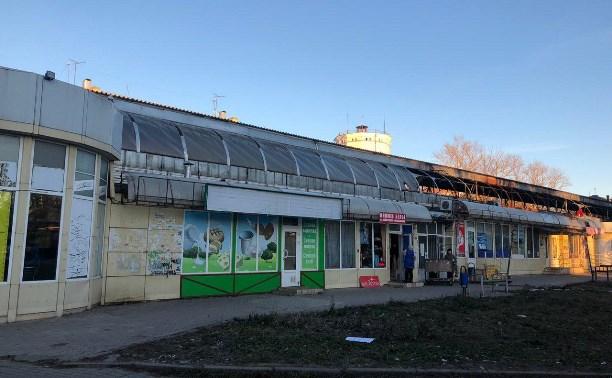 В Туле приставы закрыли рынок «Салют»: фоторепортаж