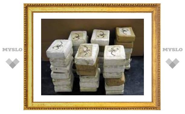 В США арестованы 400 мексиканских наркоторговцев