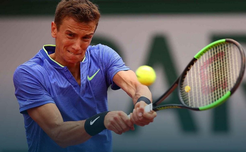 Тульский теннисист выбыл из топ-100 мирового рейтинга