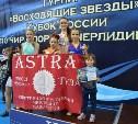 Тульские мажоретки успешно выступили на соревнованиях в Сочи