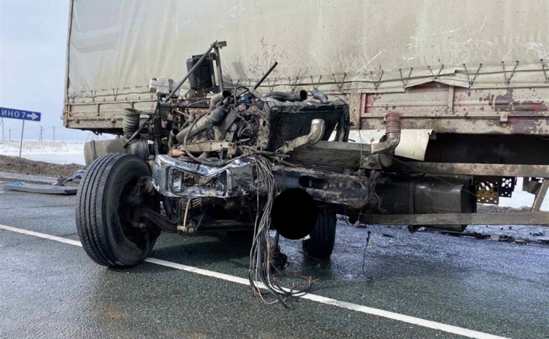 Житель Тульской области погиб в страшной аварии с автовозом