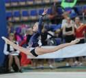 Тульская гимнастка стала первой в Орехово-Зуево