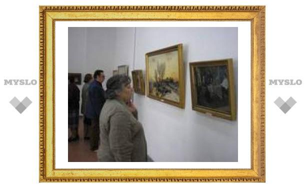 В Туле открывается выставка молодых художников