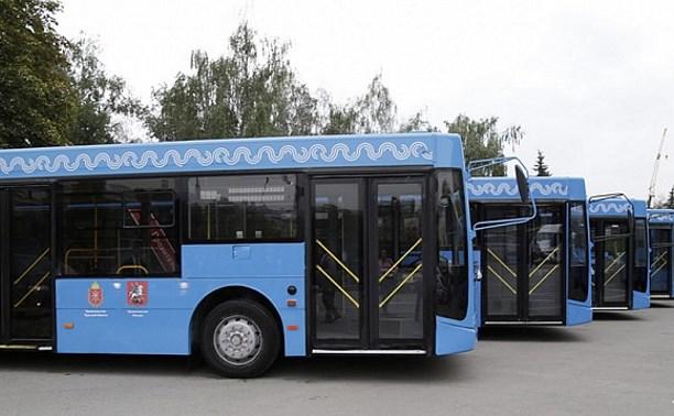 Москва подарила Туле 20 автобусов