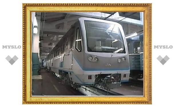 Московское метро закупит 50 новых поездов