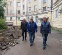 Евгений Авилов провел объезд города