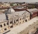 Как строят улицу Металлистов в Туле: видео с квадрокоптера