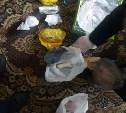 Тульские полицейские задержали 20-летнюю торговку наркотиками