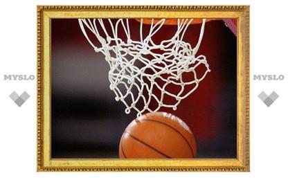 Спортсмены из тульской детско-юношеской школы №5 сильнее всех в баскетболе