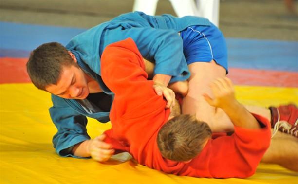 Юные самбисты Тульской области выиграли медали в Подмосковье