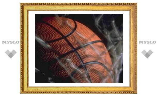 Тульские баскетболисты переиграли «Динамо»