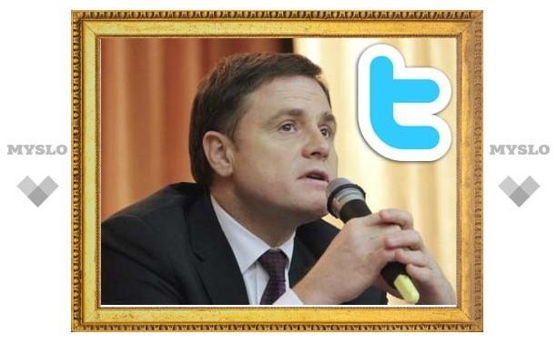 Владимир Груздев попал в десятку самых цитируемых губернаторов-блогеров