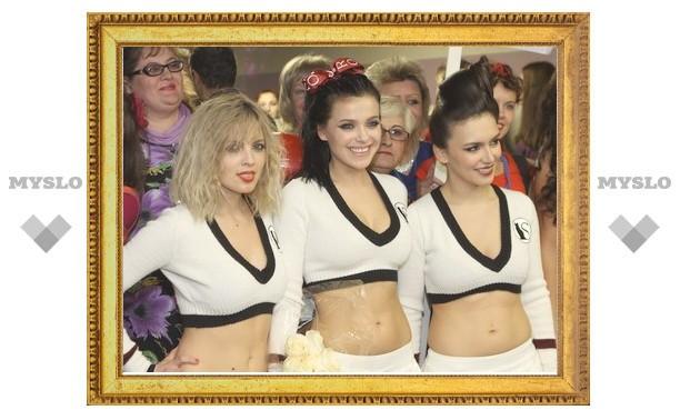 Туляки зажгли на «Big Love Show 2012»