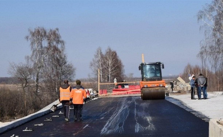 Реверсионное движение по дороге «Тула-Новомосковск» откроют 11 апреля