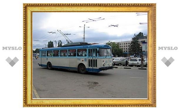 Крымские троллейбусы за дряхлость попали в Книгу Гиннеса
