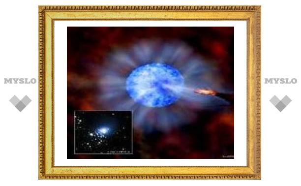 Астрономы нашли черную дыру рекордной массы
