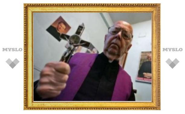 В Ватикане орудует сатана, убежден главный экзорцист Святого престола