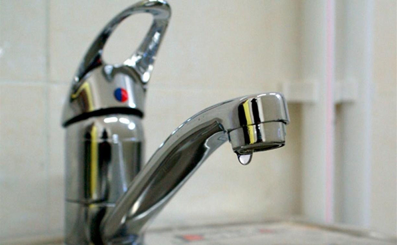 В Пролетарском районе Тулы 27 июля отключат воду