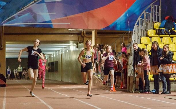 Тульские легкоатлеты готовятся к финалу «Шиповки юных»