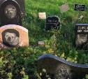 В городском парке Новомосковска запретили хоронить домашних животных
