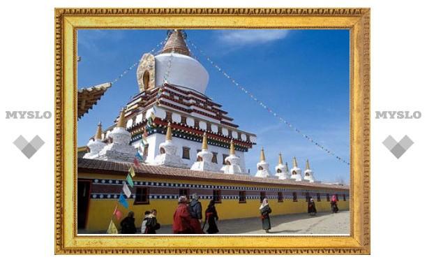 Двое тибетских монахов совершили самосожжение