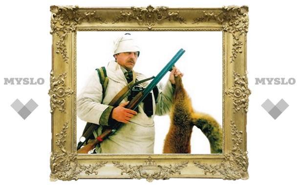 Под Тулой бешеные лисицы нападают на почтальонов!
