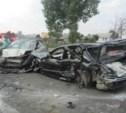 В Узловском районе произошли две крупных аварии
