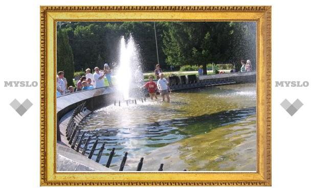 Центральному парку Тулы исполнилось 118 лет