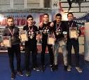 В Туле прошёл региональный Кубок по тайскому боксу