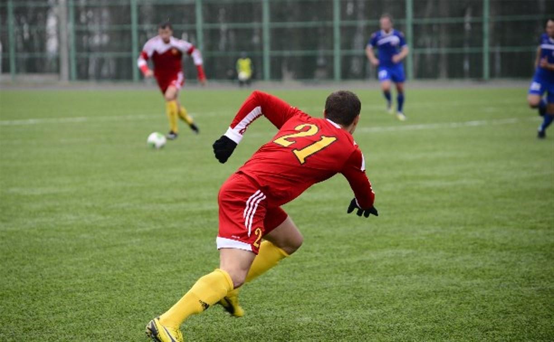 «Арсенал-2» сыграл вничью товарищеский матч с «Орлом»